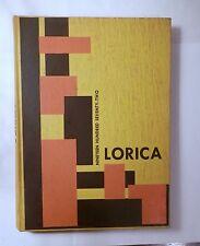 1972 Lorica John H Glenn High School Long Island New York Yearbook
