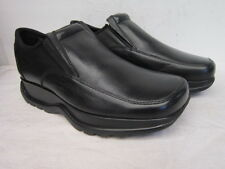 men's new black Kenneth Cole Reaction loafers size 8 1/2