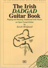 The Irish Dadgad Guitar Book - Irish Traditional Music Free Shipping!