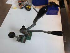 Strapping Banding Sealing Machine Tensioner 13mm Crimper Mod plr72 Brev