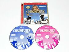 Chessmaster 9000 PC Game 2002 Complete