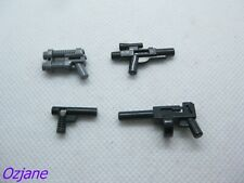 LEGO PART 58274 95199 85973 ASSORTMENT OF GUNS PISTOL WEAPONS AS PER PICTURE