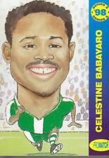 Promatch-Copa del Mundo 1998-Celestine Babayaro-Nigeria - # S3/WC56