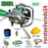 EDER Spillwinde Nordforest SET- ESW 1200, Forstseilwinde, Motorwinde,Benzinwinde