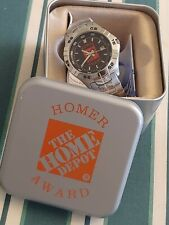 Home Depot Fossil Watch New In Box Stainless Steel