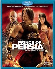 Prince of Persia: The Sands of Time (Blu-ray Disc, 2010)