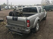 2005 Nissan Navara Pick-Up 2.5 Diesel Silver Breaking Spares Parts.  FUSE ONLY