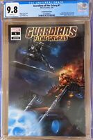 GUARDIANS OF THE GALAXY #1 (2019) CGC 9.8 NM/M Lucio Parrillo  GLOW IN THE DARK