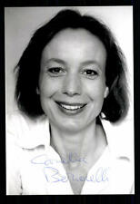 Cornelia Bernoulli Foto Original Signiert ## BC 28237
