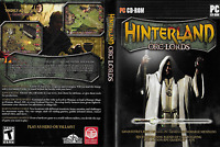 Hinterland: Orc Lords Party Based RPG  PC, CD ROM Hero or Villain!? 2009