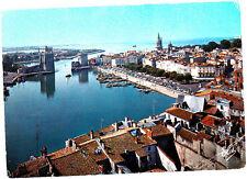 Vintage Postcard, France, The Port at La Rochelle,  Stamped 1964