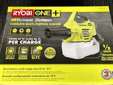 RYOBI ONE+ 18 Volt Cordless Lithium-Ion Fogger/Mister **BRAND NEW - UNOPENED**