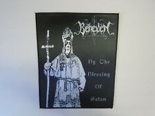 BEHEXEN BY THE BLESSING OF SATAN SUBLIMATED BACK PATCH