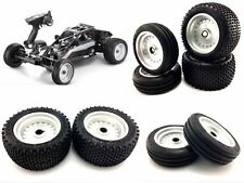 Kyosho SXT003004 High Grip Front &Rear Tire 1/7 Rc car Scorpion B-XXL 4pcs Baja