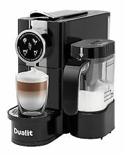 Dualit 85180 Cafe Cino Capsule Coffee Machine-Black Frother