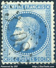 FRANCE EMPIRE N° 29 OBLITÉRATION GC 3208 ROSHEIM BAS RHIN A VOIR