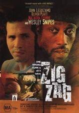 ZigZag (DVD, 2004) Region 4 (VG Condition)