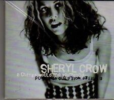 (CR421) Sheryl Crow, A Change Would Do You Good - 1997 CD