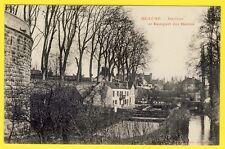 cpa Bourgogne 21 - BEAUNE (Côte d'Or) BASTION et REMPART des DAMES