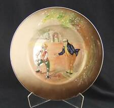 Royal Doulton Seriesware Low Relief Plate Sam Weller & Mr Pickwick D5833