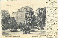 Hannover - Herrenhausen, Palmenhaus, 1903