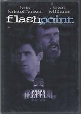 FLASHPOINT  KRISTOFFERSON Conspiracy Theory THRILLER JFK Assassination  NEW DVD