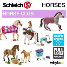 SCHLEICH HORSE CLUB FIGURES & ACCESSORIES - FULL RANGE MULTIPLE CHOICE FIGURINES