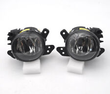 Pair Fog Driving Light Lamp with Halogen bulb for MB Mercedes CL CLK CLS E