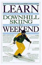 Learn Downhill Skiing in a Weekend (Weekend Series