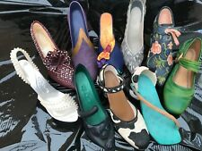 Just The Right Shoe Small Joblot 10 Shoes , All Lovely Condition, Unboxed