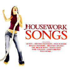 +  HOUSEWORK SONGS - VOLUME  1 / VARIOUS ARTISTS - 2 CD SET