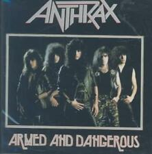 ANTHRAX - ARMED AND DANGEROUS NEW CD