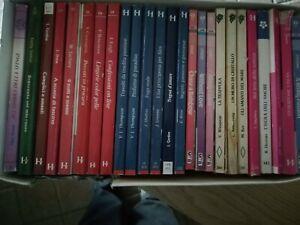 Harmony libri vecchi