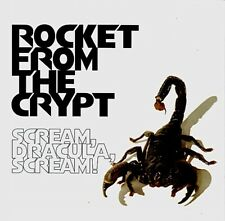 ROCKET FROM THE CRYPT - Scream, Dracula, Scream! (1995) CD. Guter Zustand!