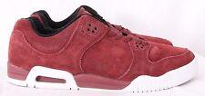 Supra Ellington Red Lace Up Casual Skateboarding Sneaker Shoes Men's US 12
