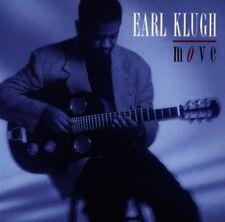Move by Earl Klugh (CD, May-1994, Warner Bros.)