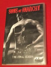 Sons of Anarchy: The Final Season (DVD, 2015, 5-Disc Set)