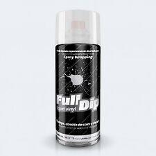 Full Dip Vinilo Liquido blanco mate Spray 400ml ENVIO 24h plasti dip + regalo