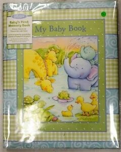 My Baby's First Memory Book Cathy Loo Stepping Stones Early Years C.R. Gibson