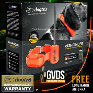 Dogtra Pathfinder GPS Orange SPECIAL HUNT EDITION GVDS Dog Tracking & Training