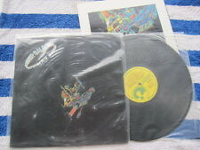 """INTERGALACTIC TOURING BAND LP VINYL 12"""" RECORD + BOOKLET RARE ON HARVEST"""