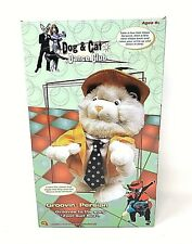 """New listing Rare Dog & Cat Dance Club Groovin' Persian """"Zoot Suit Riot"""" Working In Box Toy"""