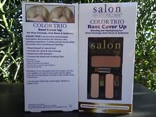 Brand NEW Salon On 5th Ave NYC Color Trio Root Cover Up Dark Blonde AUTHENTIC