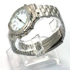 Luxury Men's Women's Electronic Wristwatch Watch English Talking Quartz Watch FT