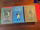 3+Antique+Everett+Tomlinson+HC+Books+1900s+1st+Editions