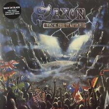 Rock the Nations [OGV] by Saxon (LTD.180g Coloured Vinyl 2LP),2012 Plastic Head