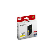 Canon PGI-2700 Ink Tank (for MB5170/MB5370/MB5470/MB5070/iB4070) - Yellow