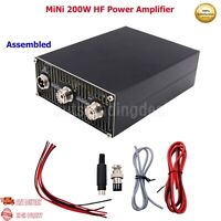 Assembled MiNi 200W HF Power Amplifier Shortwave Power Amplifier os12