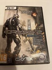 Crysis 2 - Limited Edition (PC DVD) 5030930096816