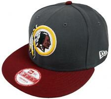 New Era Washington Redskins NFL Graphite Snapback Cap M L 9Fifty Limited Edition